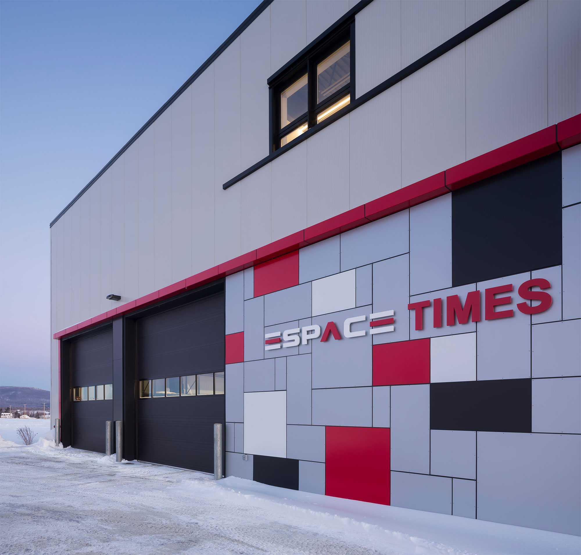 Image du projet - Espace Times