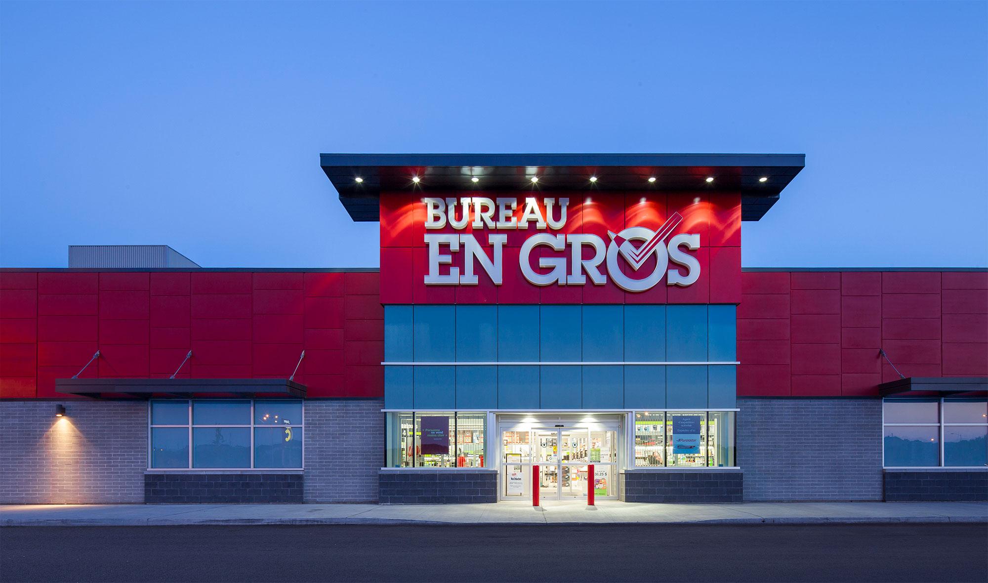 Image du projet - Carrefour Neufchâtel