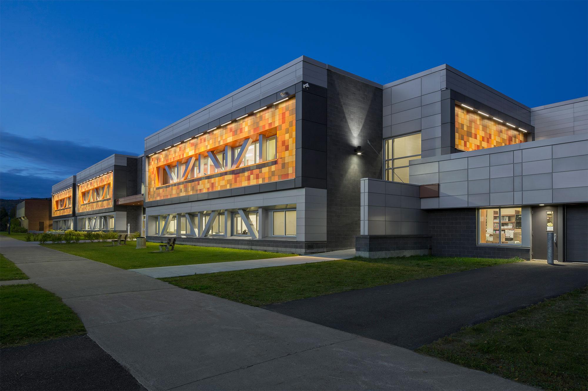Image du projet - Centre éducatif Saint-Aubin