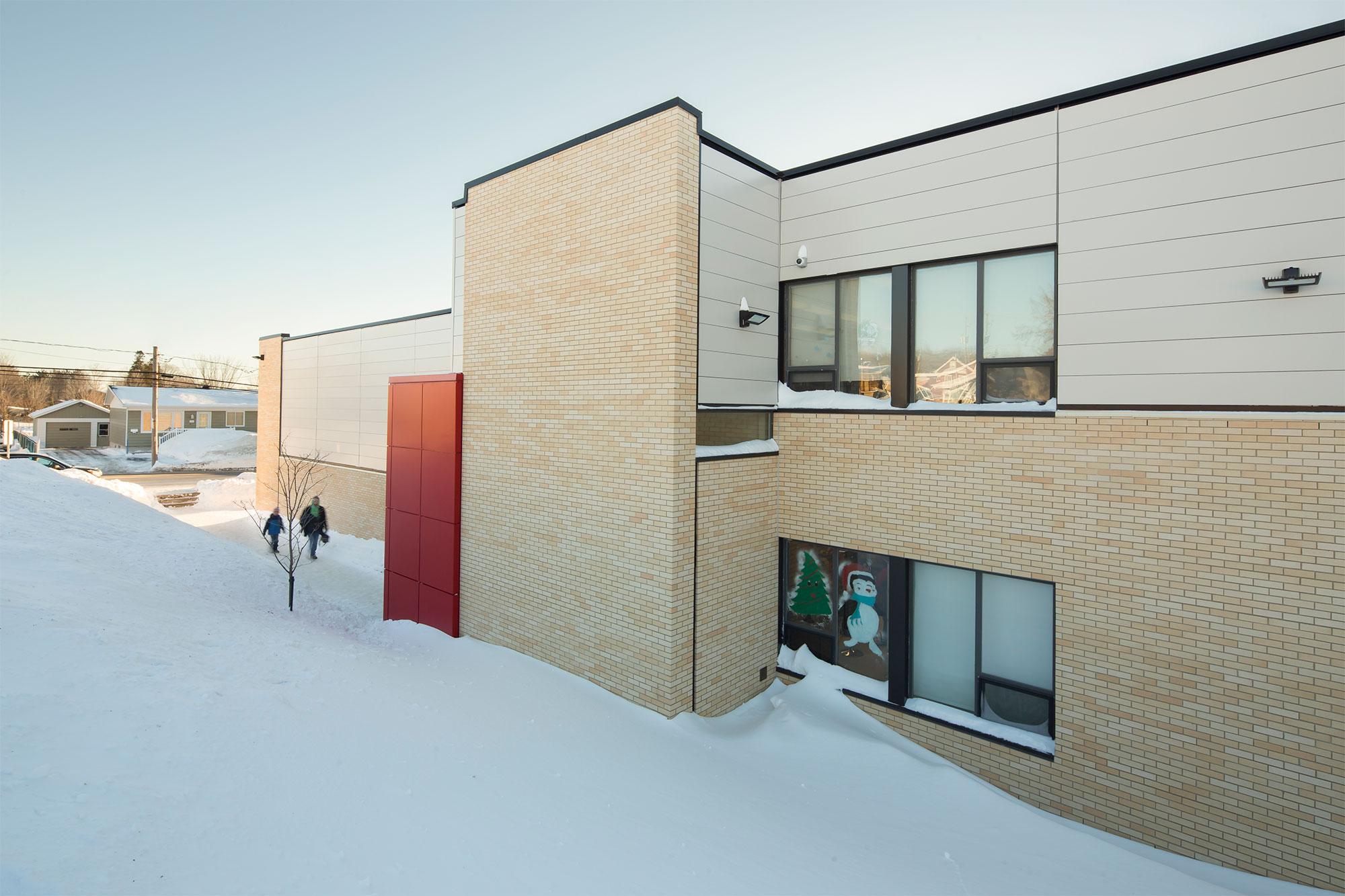 Image du projet - École du Bourg-Royal