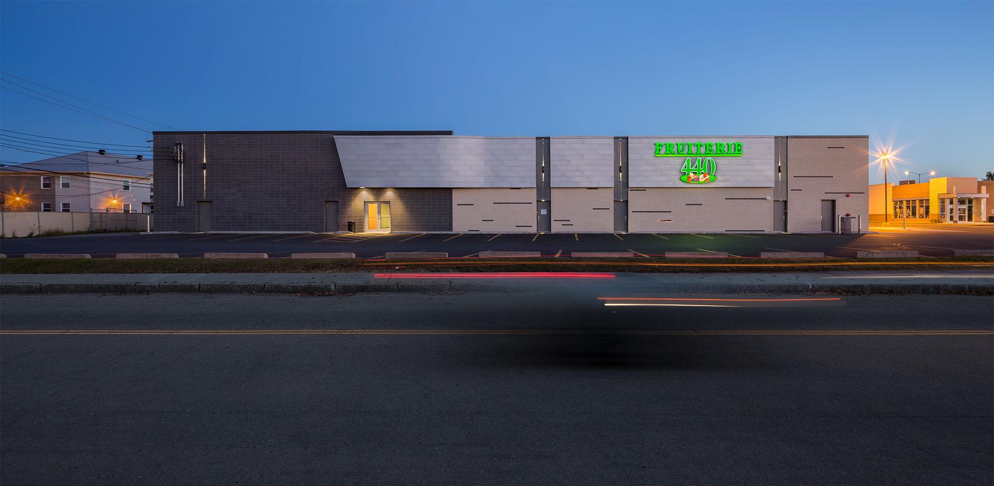 Image du projet - Fruiterie 440