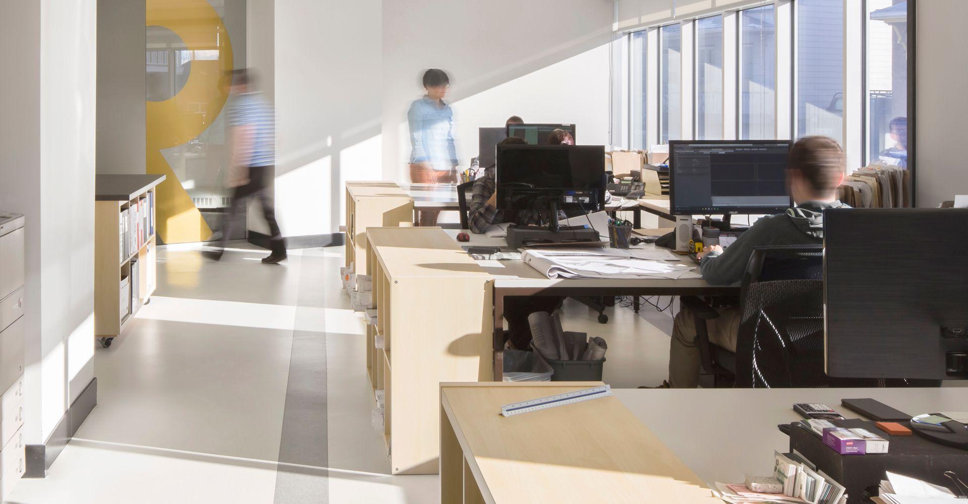 Atelier - Nivo 9 Architectes