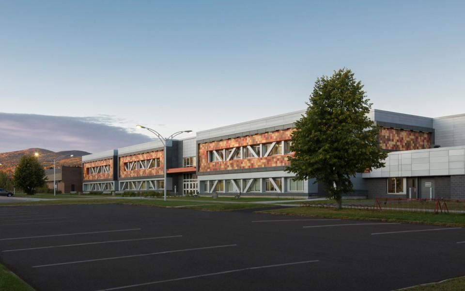 Voir le projet Centre éducatif Saint-Aubin
