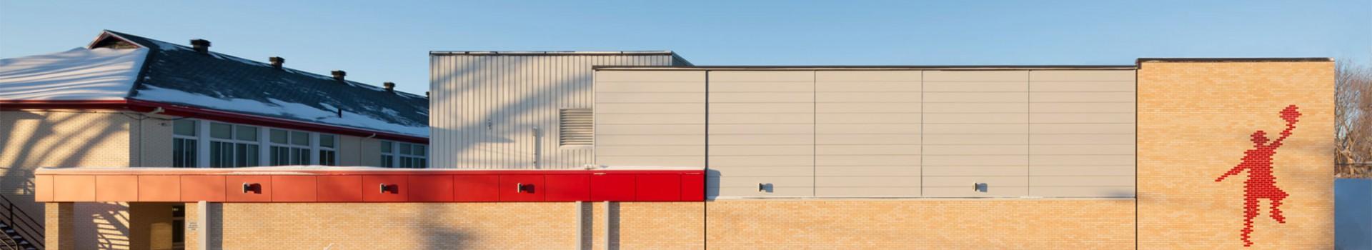 Projet suivant - École du Bourg-Royal