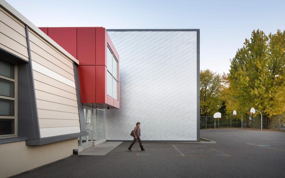 Voir le projet École Sir-Rodolphe-Forget
