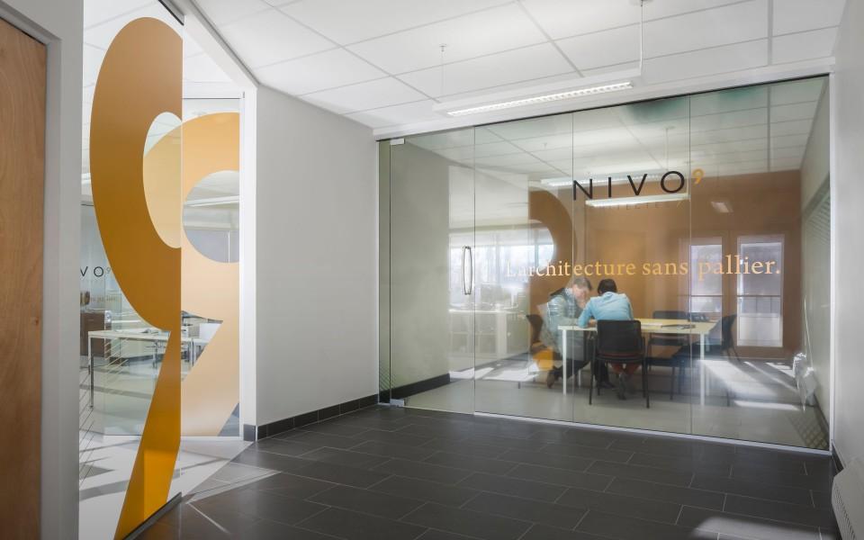 Voir le projet Nivo 9 Architectes